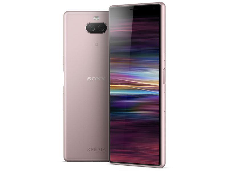 Сотовый телефон Sony I4113 Xperia 10 Dual Pink недорго, оригинальная цена