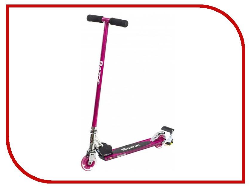 Самокат Razor S Spark Scooter Pink самокат limit lmt01 stunt scooter neo chrome