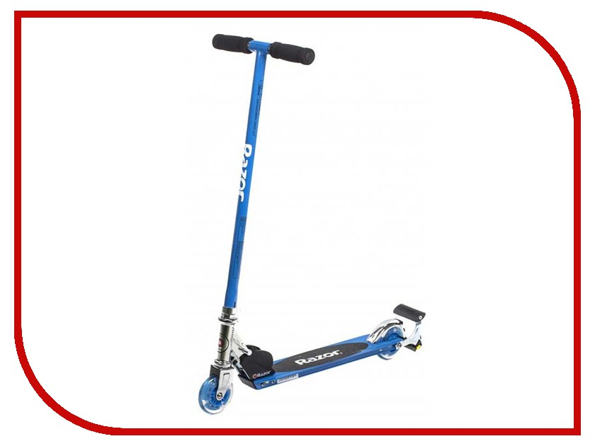 Самокат Razor S Spark Scooter Blue самокат limit lmt01 stunt scooter neo chrome