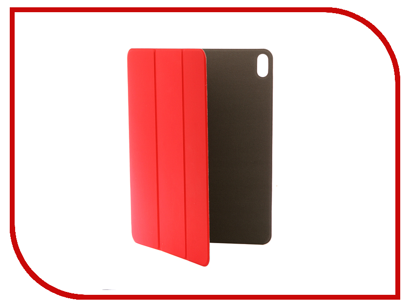 Аксессуар Чехол для iPad Pro 11 Red Line Magnet Case Red УТ000017098 red 100