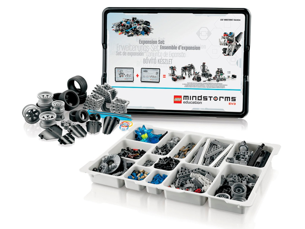 Конструктор Lego Mindstorm Education EV3 853 дет. 45560