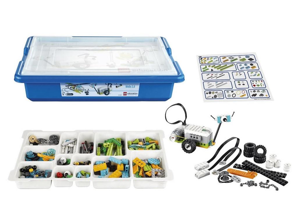 LEGO Education WeDo 2.0 Базовый набор 45300