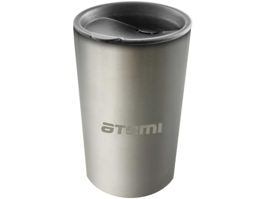Термокружка Atemi KA-T-033 330ml Steel kose 330ml