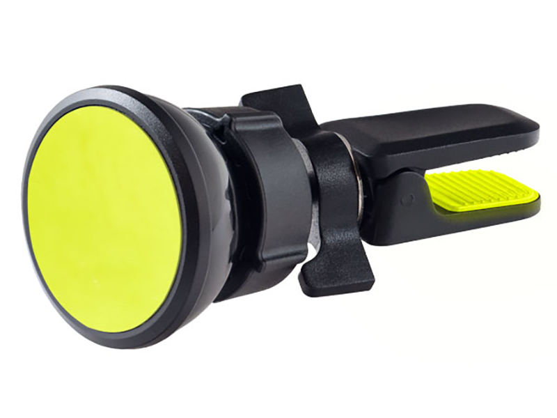 Держатель Perfeo 518-2 до 6.5 Black-Yellow PF_A4461