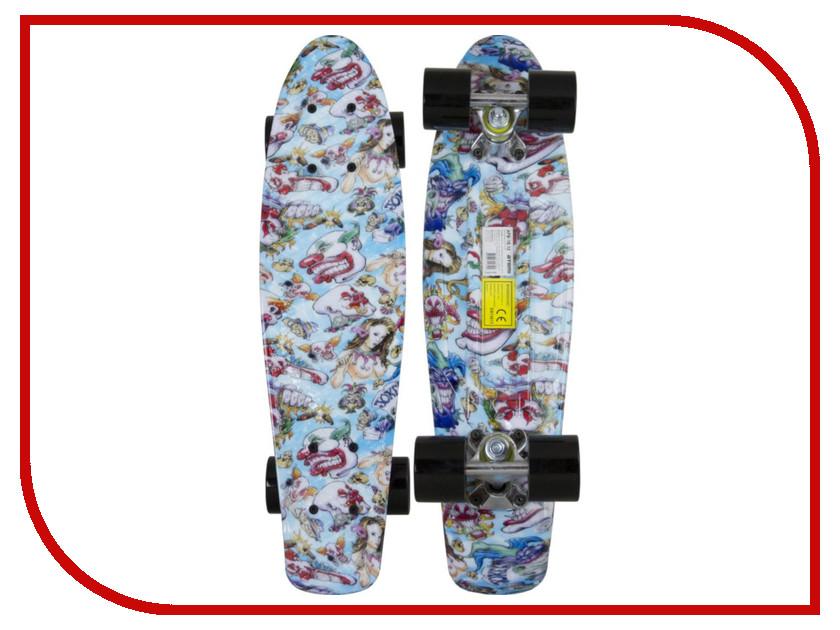 Скейт Atemi APB-18.12 круизер atemi apb 2 15