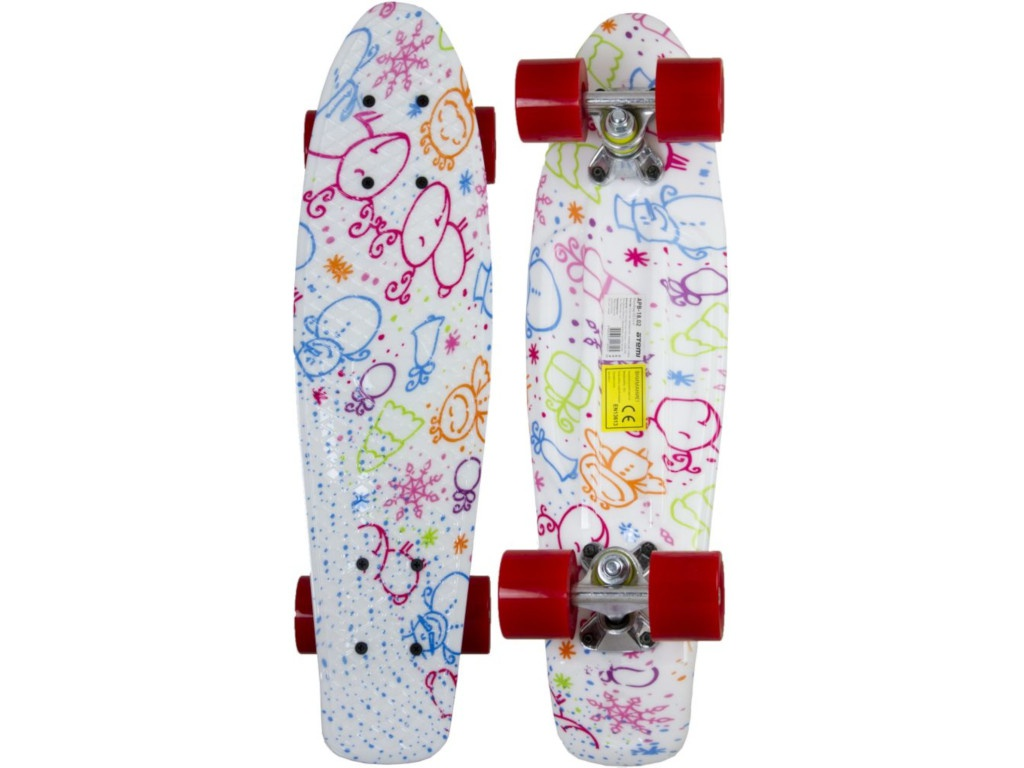 Скейт Atemi APB-18.02