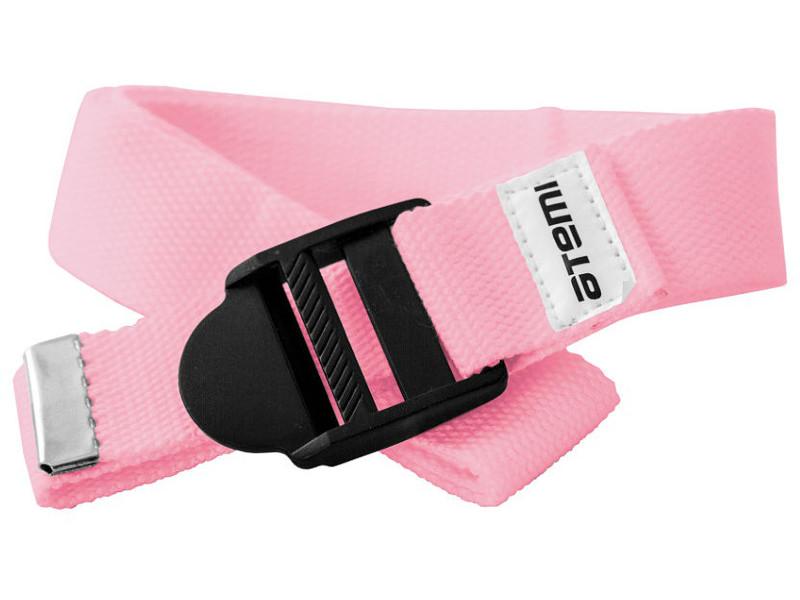 Ремешок для йоги Atemi AYS01P Pink