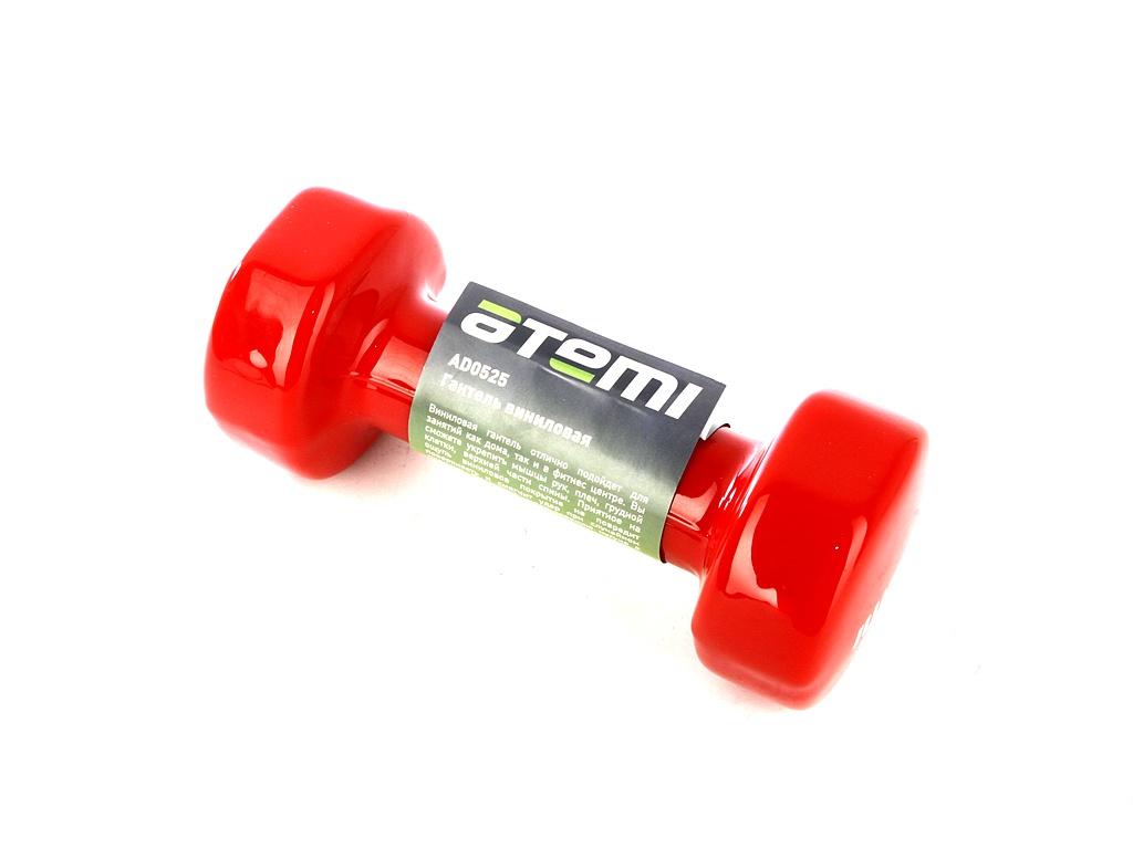 Гантель Atemi AD0525 2.5kg
