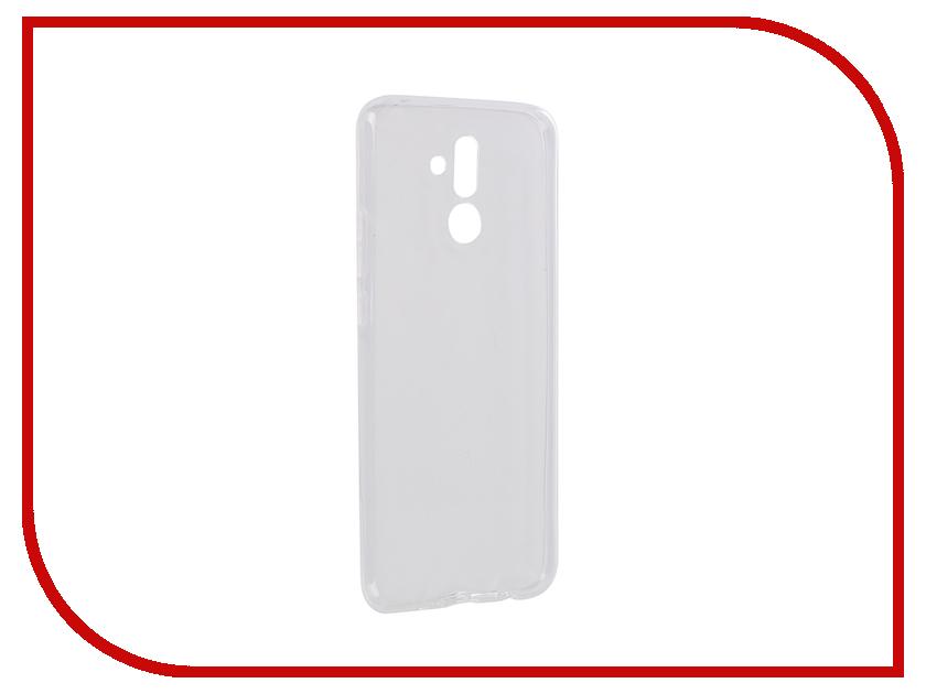 Аксессуар Чехол для Huawei Mate 20 lite Optmobilion смартфон huawei mate 20 lite 64 гб черный 51092qtt