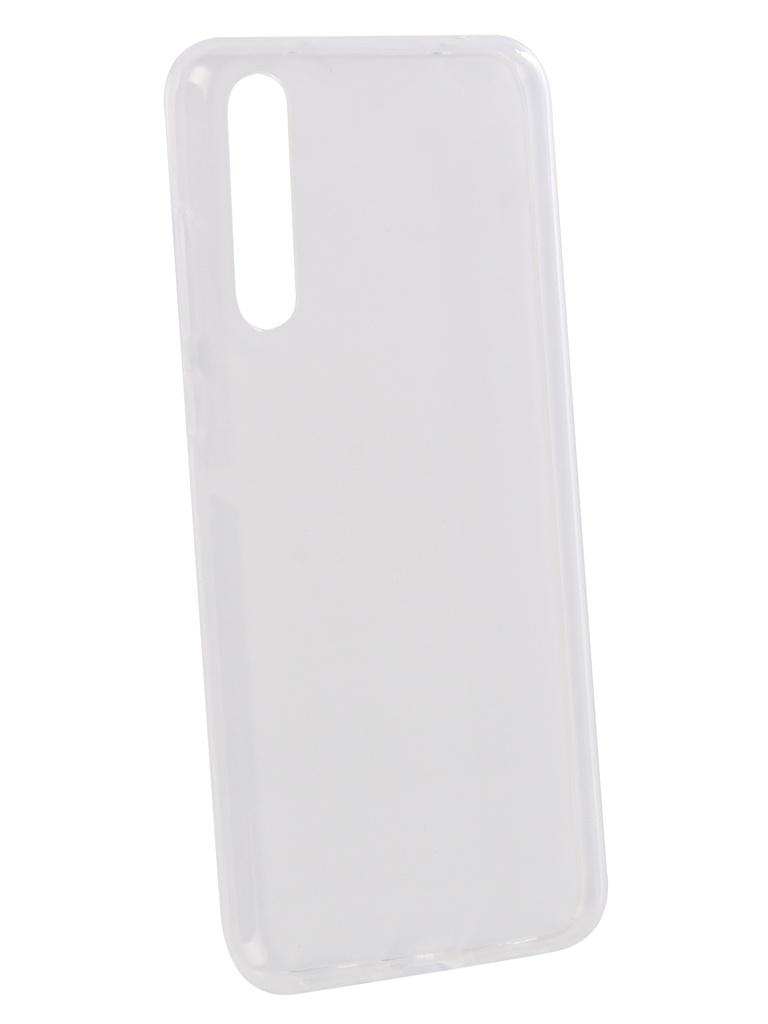 Аксессуар Чехол Optmobilion для Huawei P20 Pro аксессуар чехол onext для huawei p20 pro 2018 black 70679