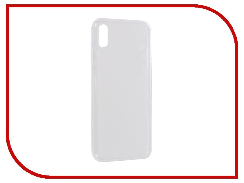 Аксессуар Чехол для APPLE iPhone XS Max Optmobilion