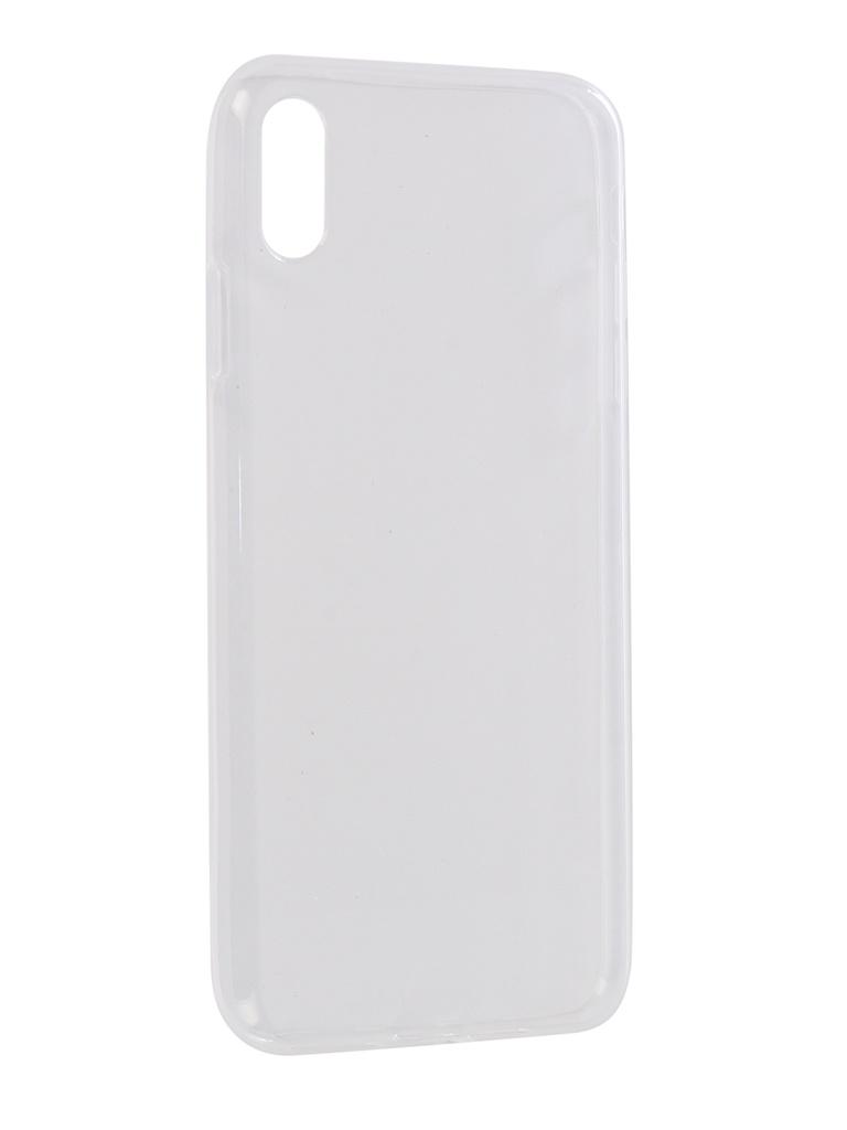 Аксессуар Чехол Optmobilion для APPLE iPhone XS Max все цены