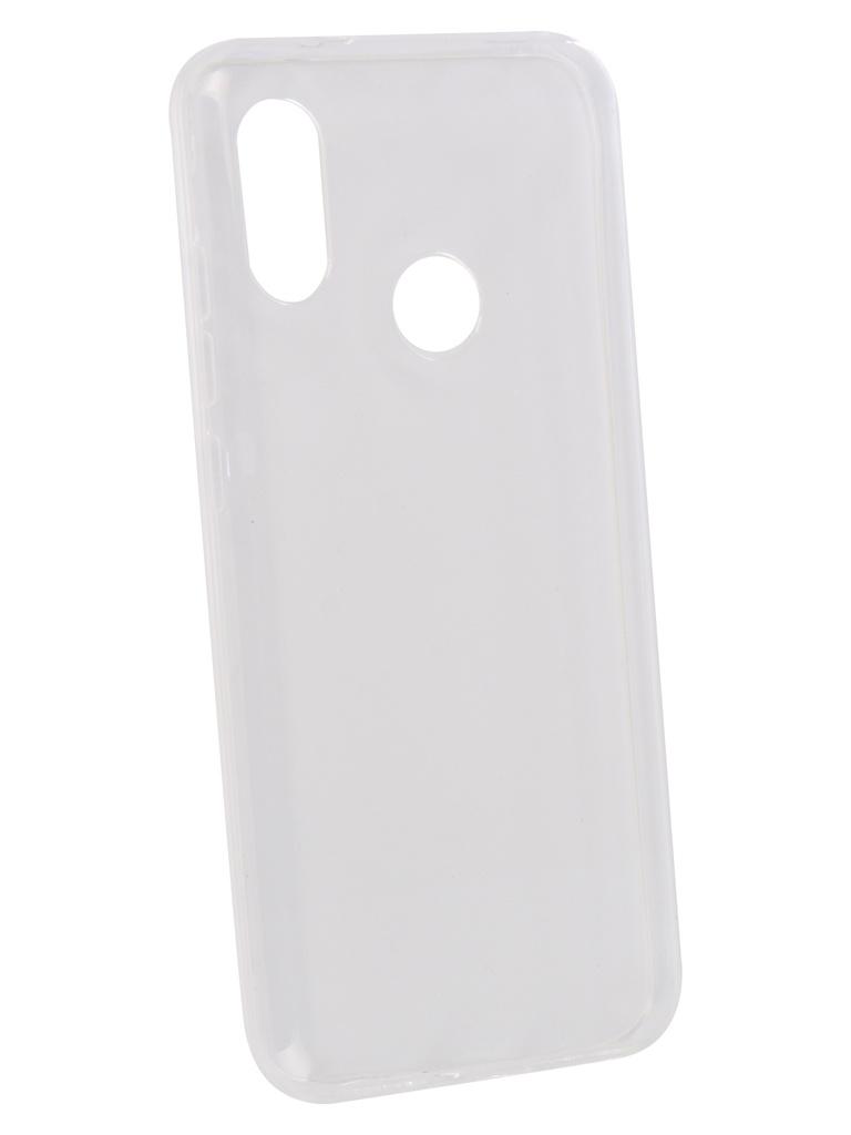 Аксессуар Чехол Optmobilion для Xiaomi Mi A2 lite силиконовый чехол borasco для mi a2 lite