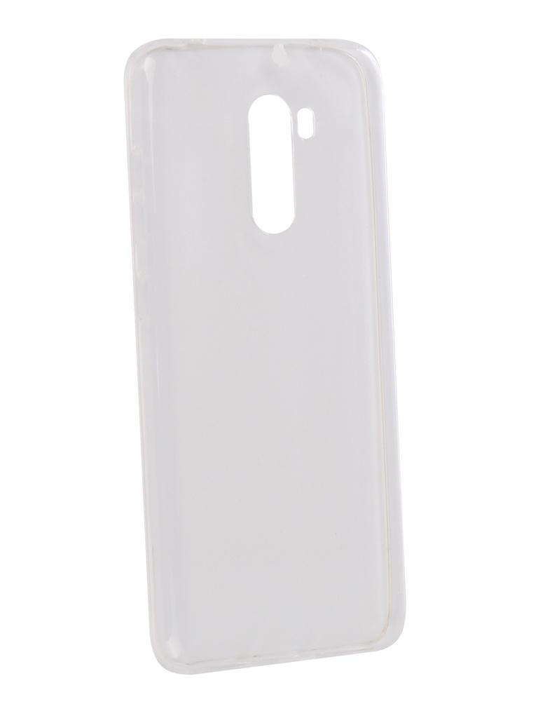 Аксессуар Чехол Optmobilion для Xiaomi Mi Pocophone F1 смартфон xiaomi pocophone f1 128 гб черный 19993