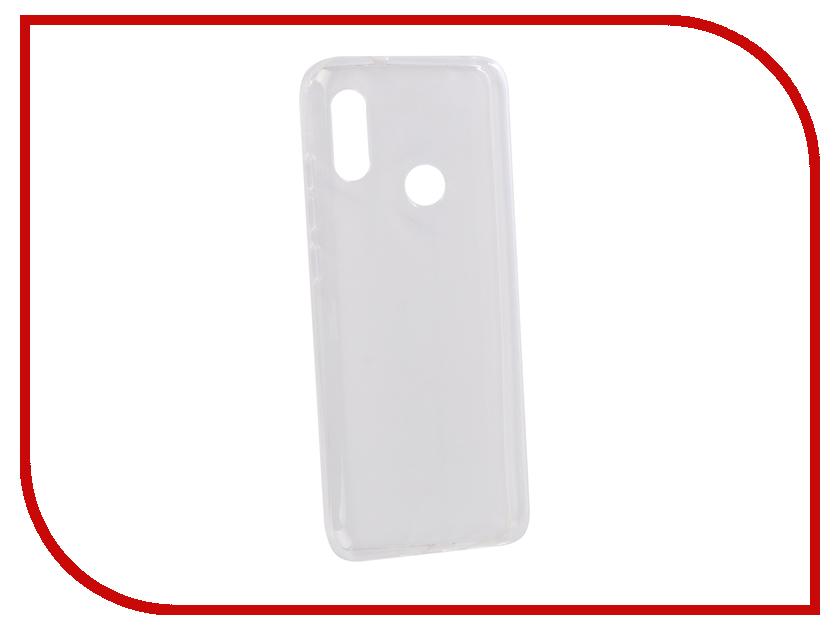 Аксессуар Чехол для Xiaomi Redmi 6 Pro Optmobilion аксессуар чехол для xiaomi redmi 6 pro gecko transparent white s g xir6pro wh