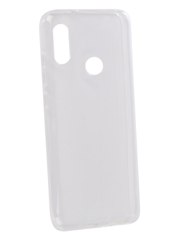Аксессуар Чехол Optmobilion для Xiaomi Redmi 6 Pro