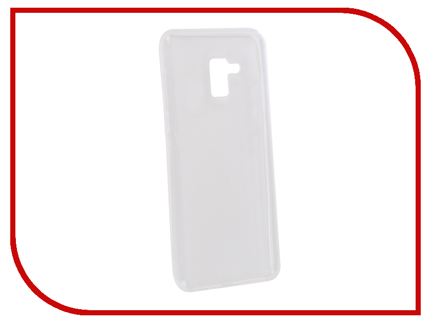 Аксессуар Чехол для Samsung Galaxy A7 2018 Optmobilion аксессуар чехол для samsung galaxy a7 2017 aksberry air case pink