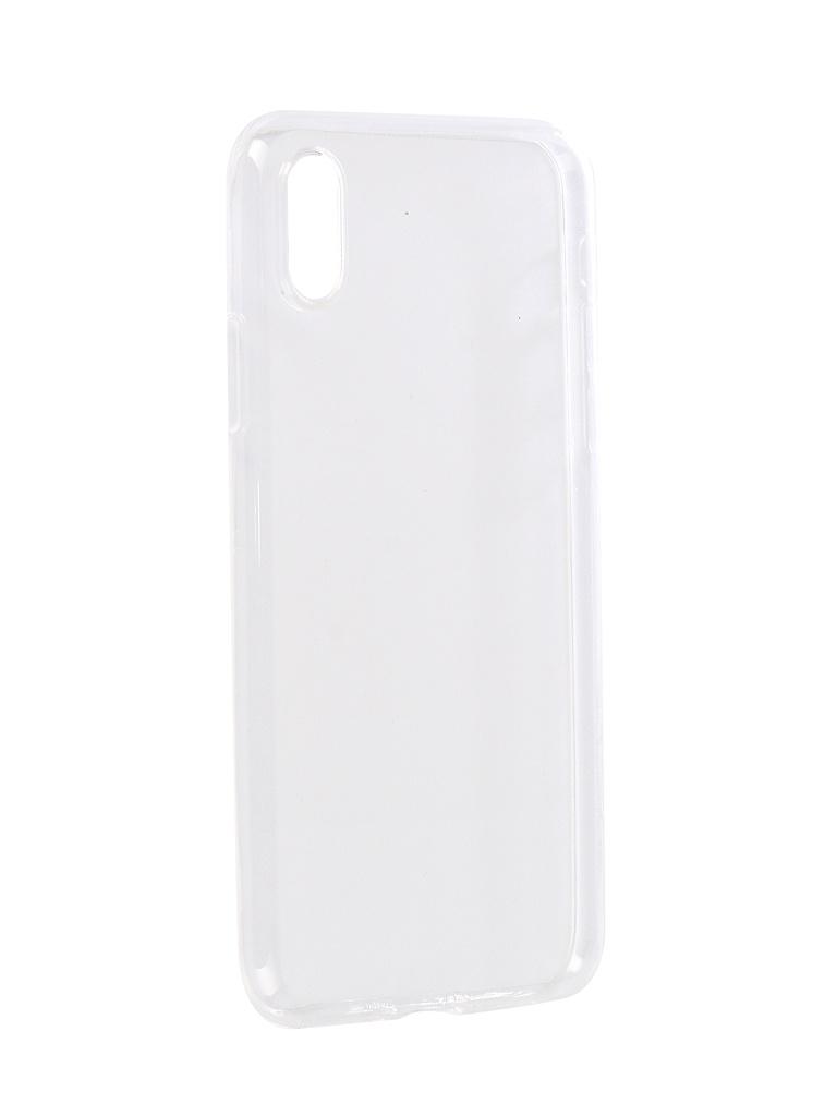 Аксессуар Чехол Optmobilion для APPLE iPhone X/XS аэрозоль от комаров и клещей gardex baby на одежду 100 мл