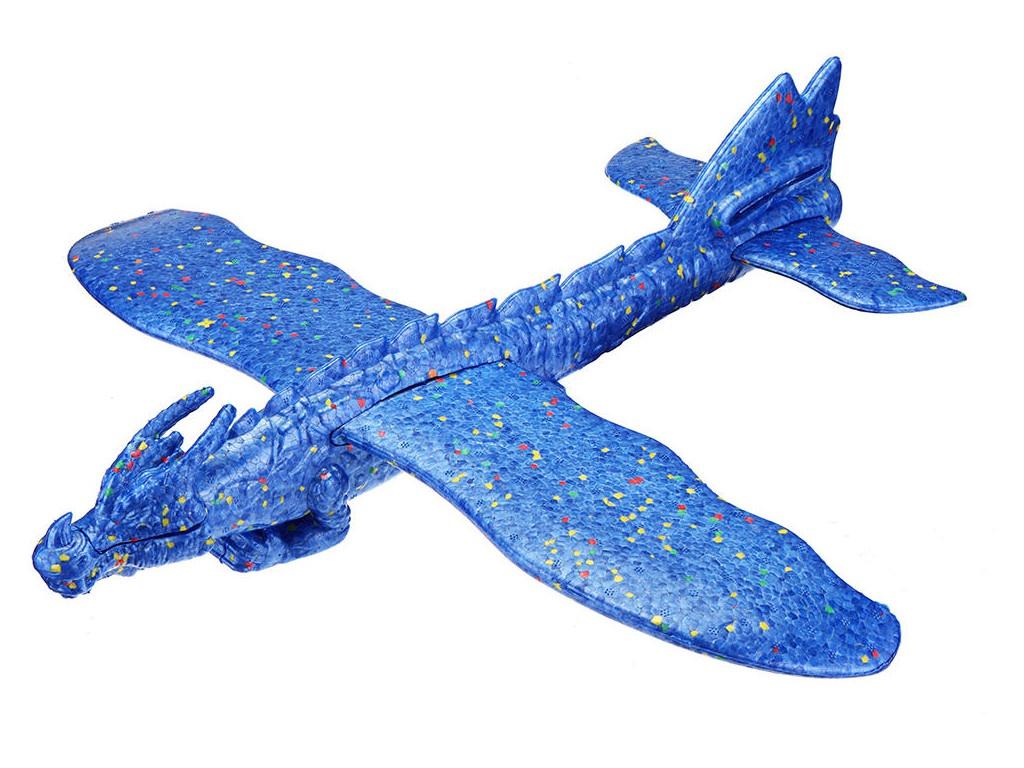 Самолет Bradex Планер Птерозавр Blue DE 0449