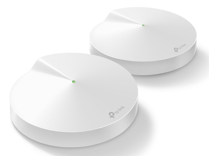 Wi-Fi роутер TP-LINK Deco M9 Plus 2 Pack