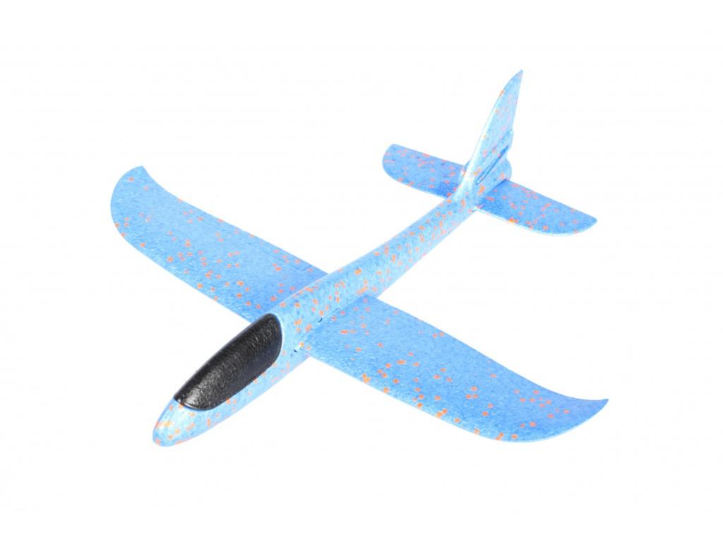 Фото - Самолет Bradex Планер большой размах крыльев 48cm Blue DE 0431 наколенники для ползания de 0135 de 0136 de 0137 bradex голубой
