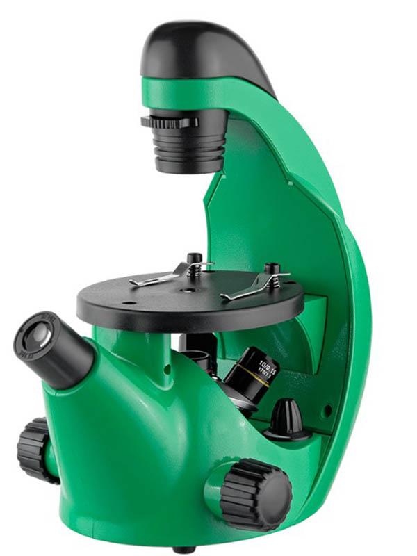 Микроскоп Микромед Эврика 40x-320x Lime