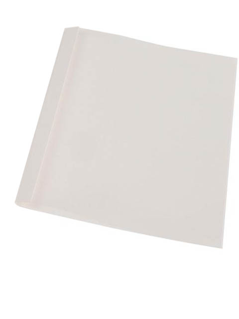 Обложка для термопереплета ProMega Office А4 100шт White 254592