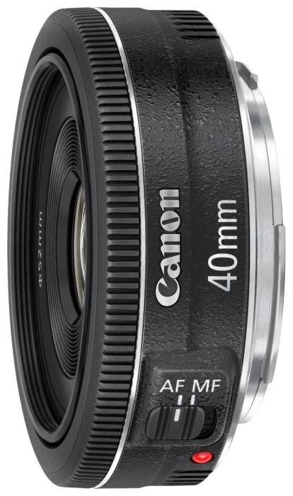 Фото - Объектив Canon EF 40 mm F/2.8 STM объектив canon ef m 28 mm f 3 5 macro is stm