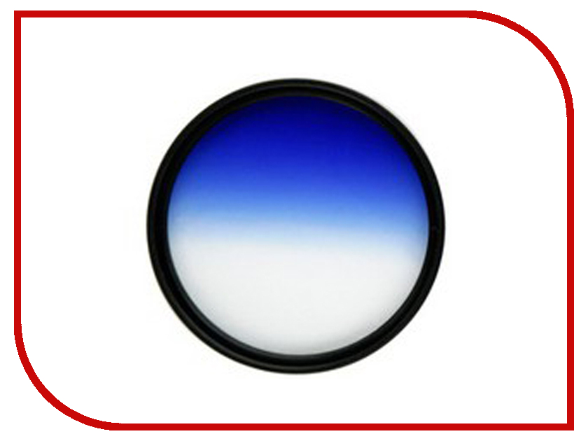 Светофильтр Fujimi Grad Blue 77mm