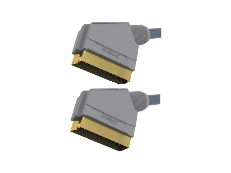 Аксессуар Belsis / Sparks SCART - SCART 1.8m SG1150 / BGL1150 Gray