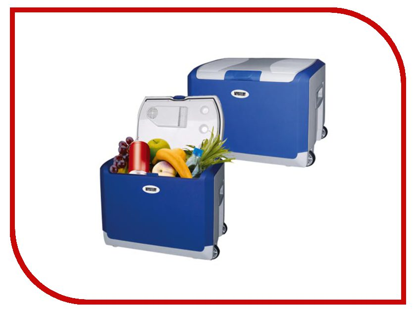Холодильник автомобильный Mystery MTC-401 автомобильный холодильник waeco tropicool tcx 35 33л