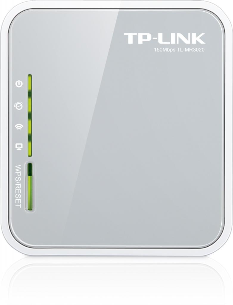 Wi-Fi роутер TP-LINK TL-MR3020 роутер wifi tp link tl wr940n 450m