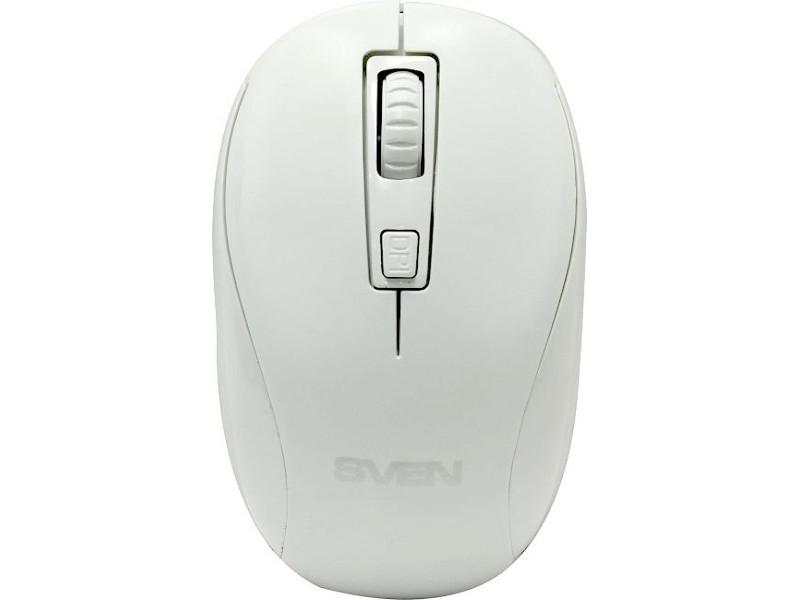 Мышь Sven RX-255W White SV-017729