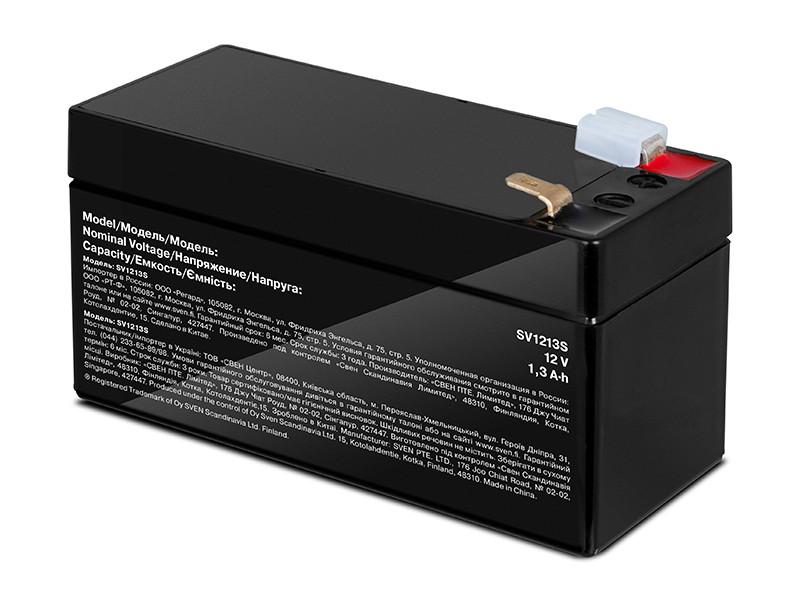 Аккумулятор для ИБП Sven SV1213S SV-017767