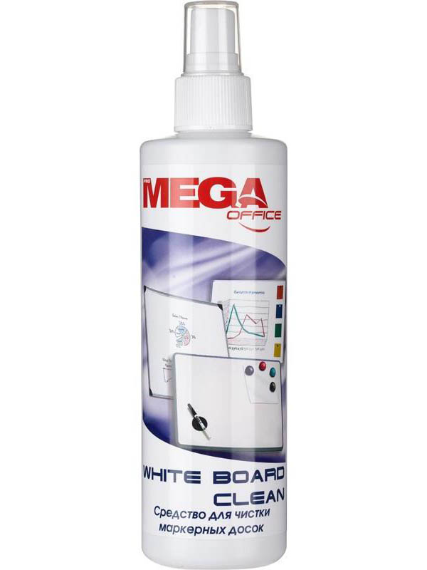 Спрей для чистки маркерных досок ProMega Office White Board Clean 250ml 134430