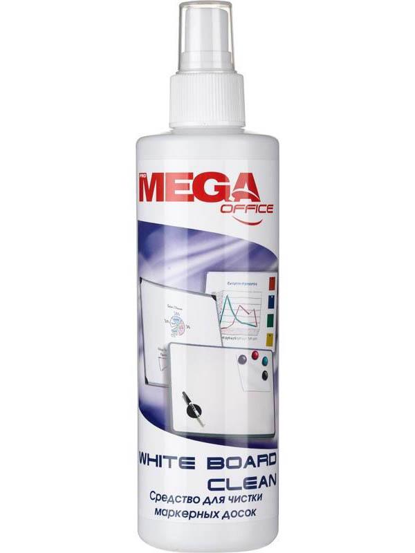 Фото - Спрей для чистки маркерных досок ProMega Office White Board Clean 250ml 134430 спрей солнцезащитный garnier garnier ga002lwinv35