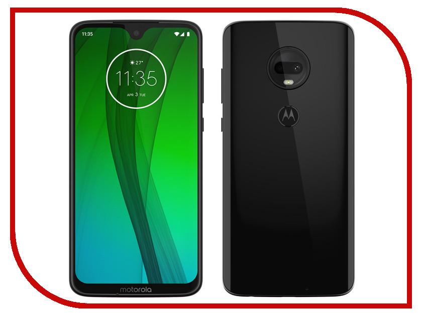 Сотовый телефон Motorola Moto G7 4Gb RAM 64Gb Black