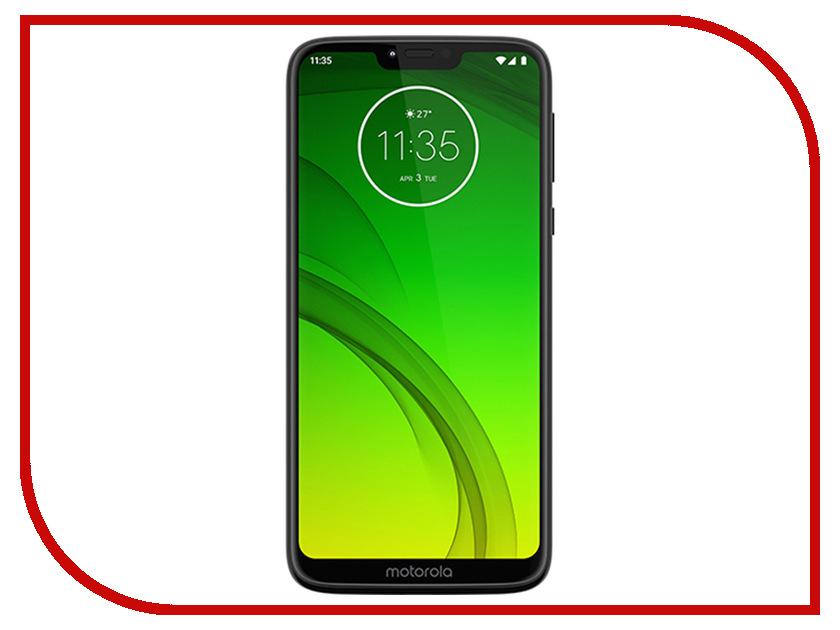 Сотовый телефон Motorola Moto G7 Power 4Gb RAM 64Gb Black replacement lcd touch screen assembly for motorola moto xt1030 black