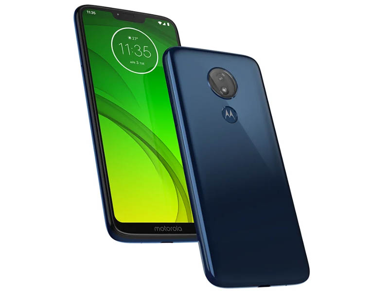 Сотовый телефон Motorola Moto G7 Play 2Gb/32Gb Blue