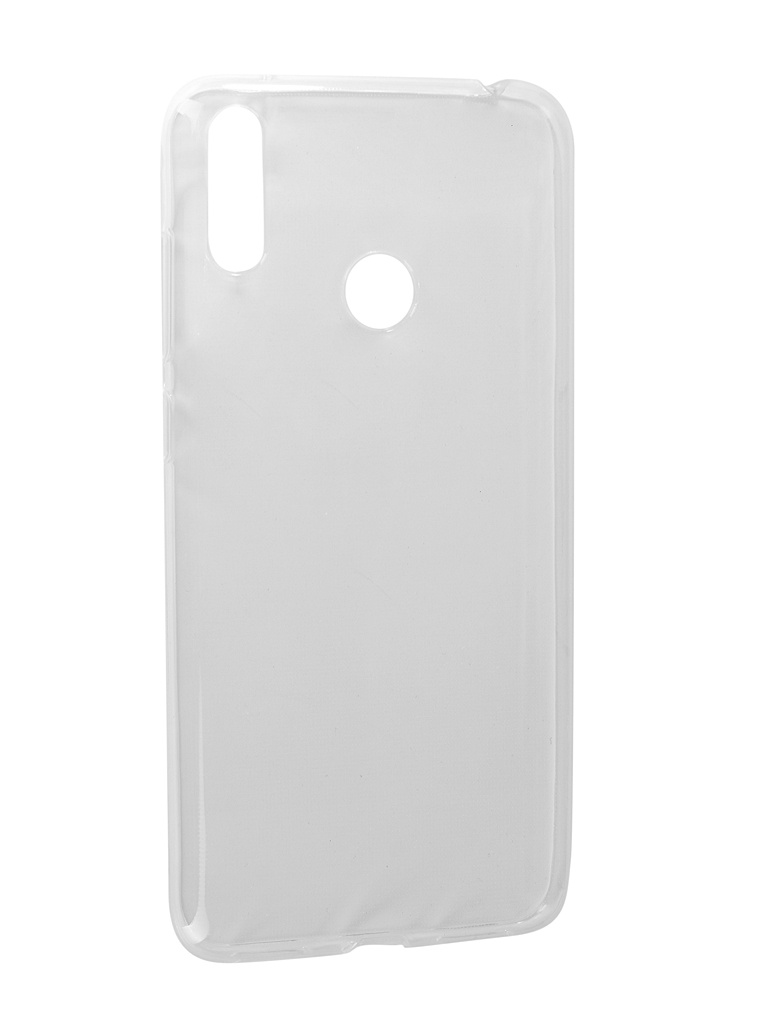Чехол Zibelino для Huawei Y7 2019 Ultra Thin Case Transparent ZUTC-HUA-Y7-2019-WHT