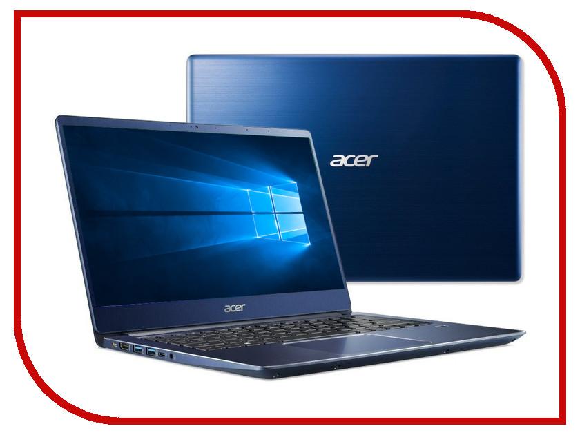 Ноутбук Acer Swift SF314-56G-704Q NX.H4XER.005 (Intel Core i7-8565U 1.8 GHz/8192Mb/512Gb SSD/nVidia GeForce MX150 2048Mb/Wi-Fi/Cam/14.0/1920x1080/Windows 10 64-bit) цена