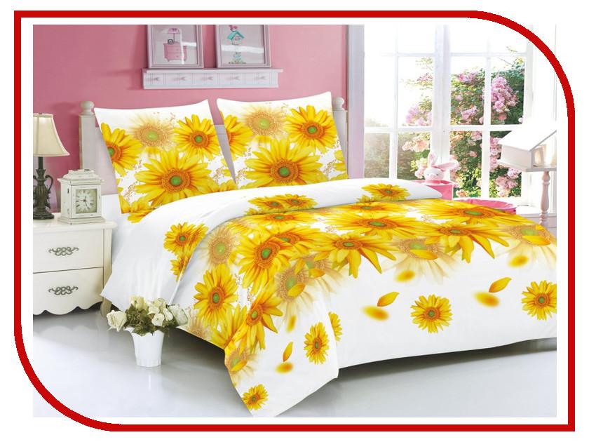 Фото - Постельное белье Amore Mio BZ Sunny Комплект 1.5 спальный 5344 sunny greenhill розвинд тьма
