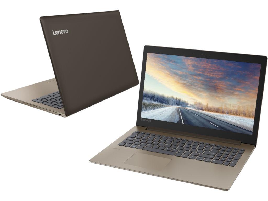 Ноутбук Lenovo IdeaPad 330-15AST 81D600KGRU (AMD A4-9125 2.3 GHz/4096Mb/128Gb SSD/No ODD/AMD Radeon R3/Wi-Fi/Cam/15.6/1920x1080/DOS)