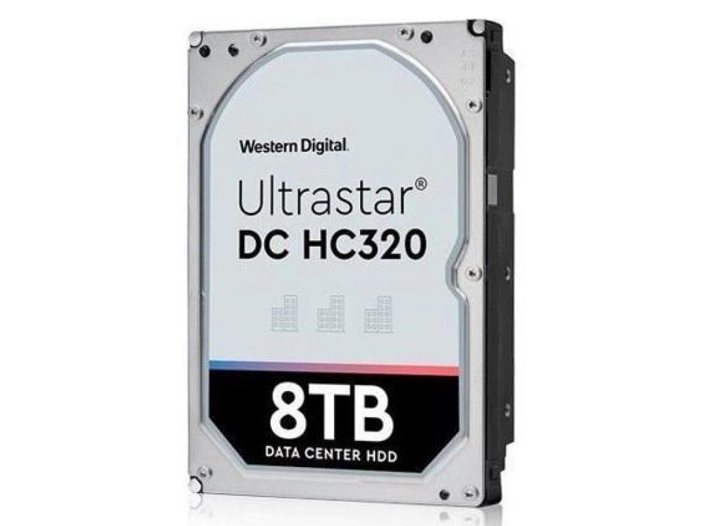 Жесткий диск Western Digital Ultrastar DC HC320 8Tb HUS728T8TALE6L4 0B36404