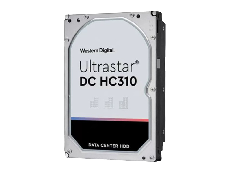 Жесткий диск Western Digital Ultrastar DC HC310 4Tb HUS726T4TALE6L4 0B36040