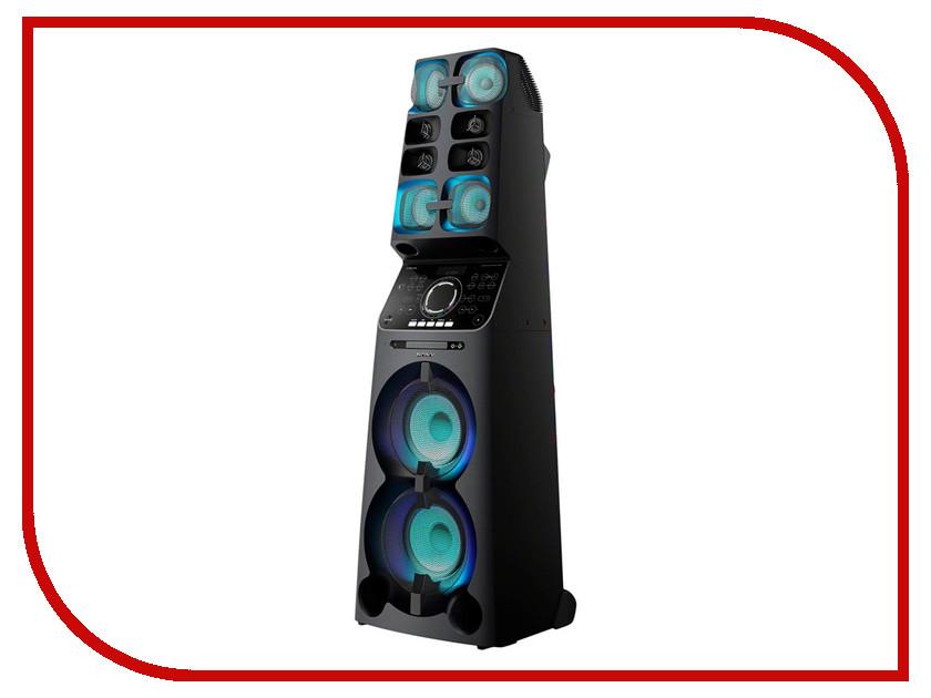 Минисистема Sony MHC-V90DW пульт ду sony rm scr50 system audio mhc gx57xm