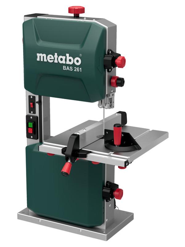 Ленточный станок Metabo BAS 261 Precision 619008000