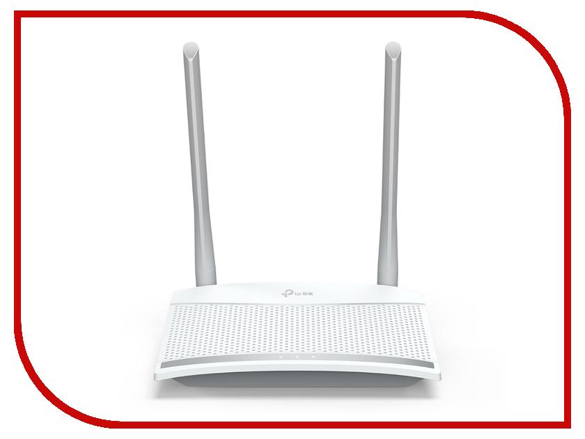 Wi-Fi роутер TP-LINK TL-WR820N wi fi роутер tp link tl wn722n