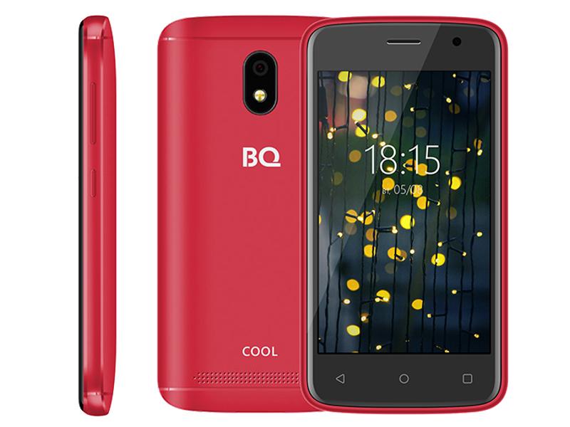 Сотовый телефон BQ BQ-4001G Cool Red