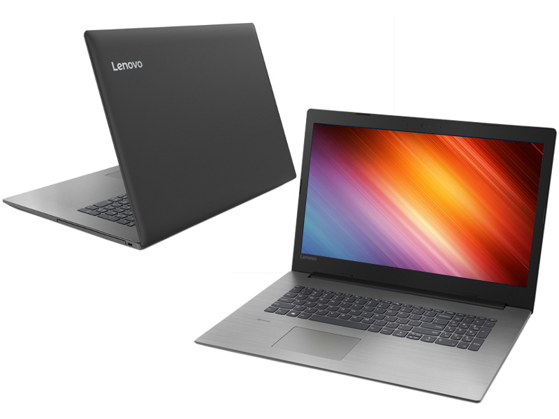 Ноутбук Lenovo IdeaPad 330-17IKBR 81DM00C6RU (Intel Core i3-8130U 2.2 GHz/4096Mb/1000Gb + 256Gb SSD/nVidia GeForce MX150 2048Mb/Wi-Fi/Cam/17.3/1920x1080/DOS)
